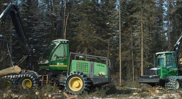 financement d'équipement forestier