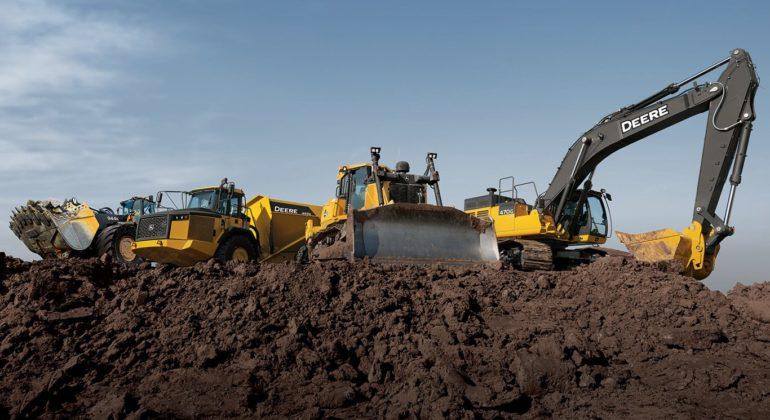 Financement d'équipement de construction : 3 options retenues en 2020