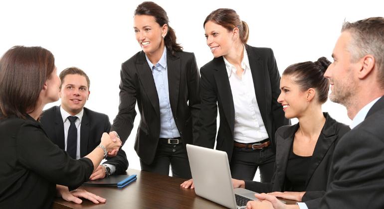 rencontre-equipe-financement-financier-leblanc